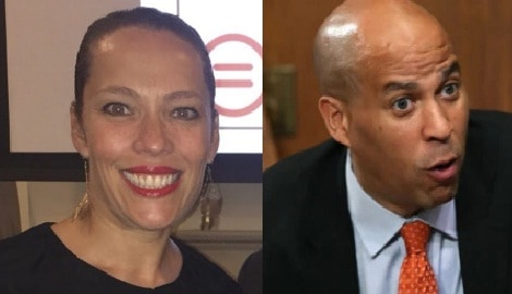 Chanda Gibson 7 Facts About Cory Booker's New Girlfriend