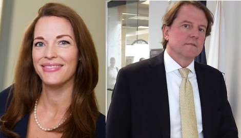 Shannon McGahn 5 Facts About Don McGahn'ds Wife