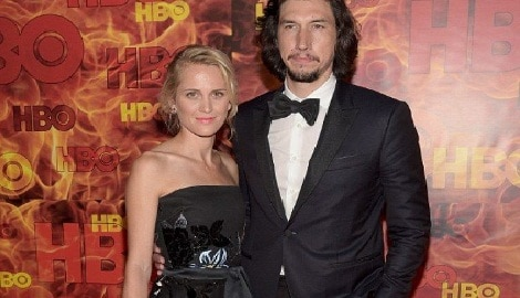 Joanne Tucker 7 Facts About Adam Driver's Wife