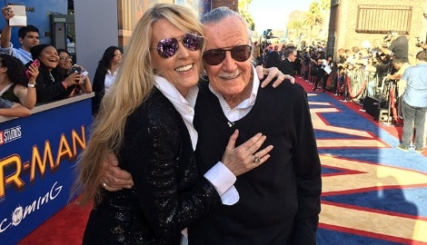 Joan Celia Lee 5 facts About Stan Lee's Daughter