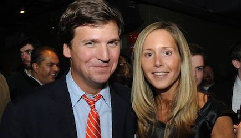 Tucker Carlson's Wife Susan Andrews