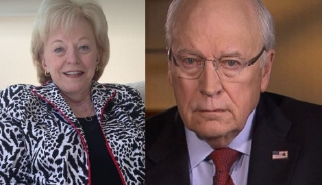 Lynne Cheney 5 Facts About Dick Cheney's wife