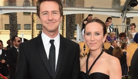 Shauna Robertson Tops Facts About Edward Norton's Wife