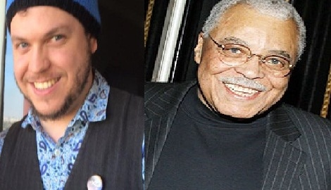 James Earl Jones' Son Flynn Earl Jones