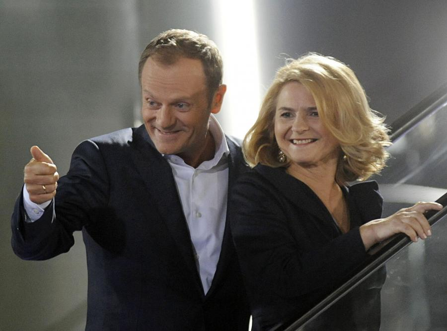 Malgorzata Tusk 5 Facts About Donald Tusk's Wife