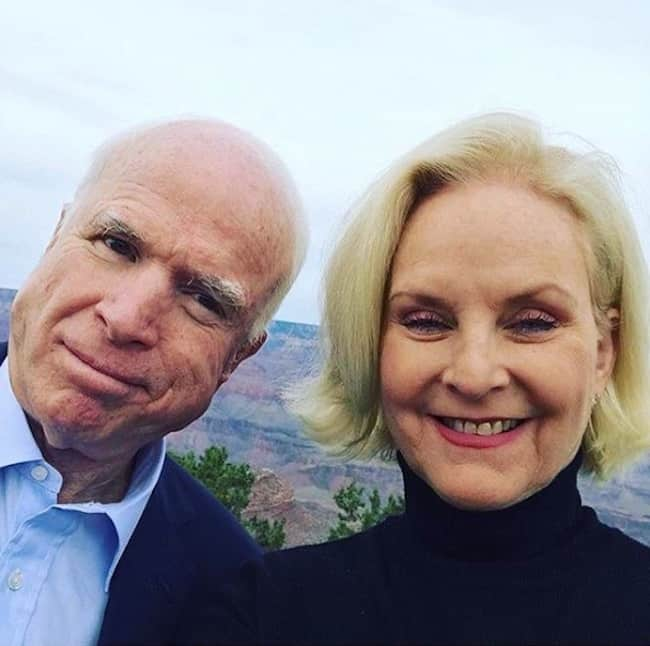 Cindy McCain 5 Facts About John McCain's Wife
