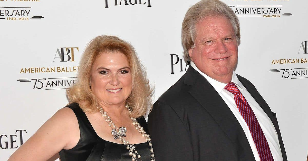 Robin Rosenzweig Broidy 5 Facts About Elliott Broidy's Wife