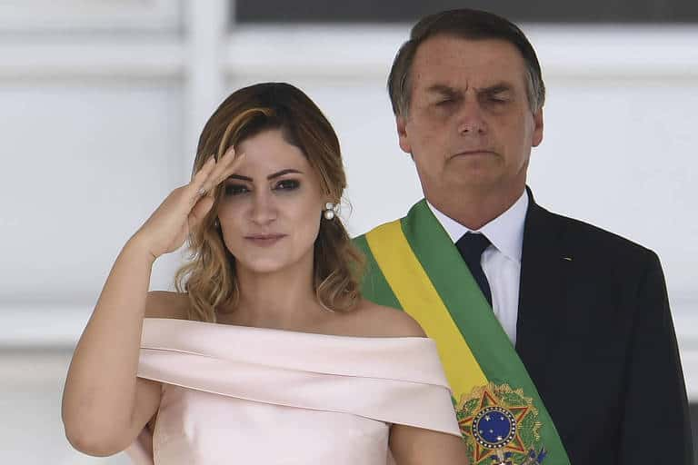Michelle Bolsonaro 5 facts About Jair Bolsonaro's Wife