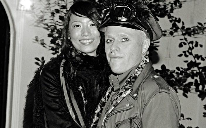 Keith Flint Mayumi Kai