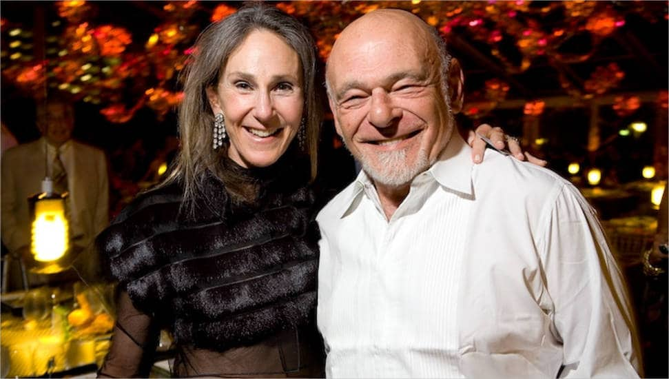 Helen Zell 5 Facts About Sam Zell's Wife