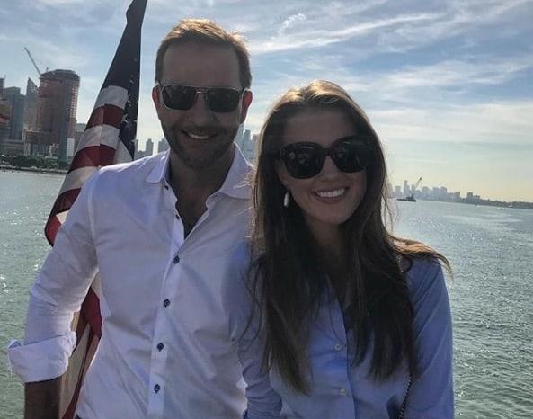Gríma Thorarensen  WOW Air CEO Skúli Mogensen's Girlfriend.