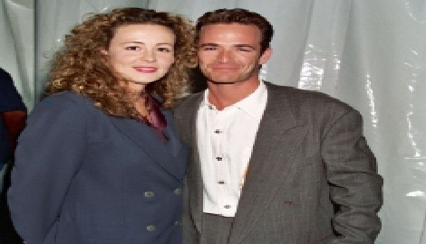 Rachel Sharp 5 Facts about Luke Perry's Ex-wife