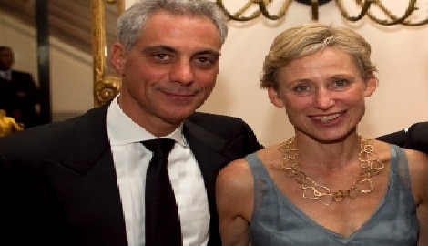 Amy Rule 5 Facts About Rahm Emanuel's Wife