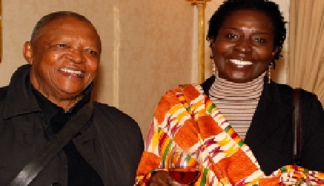 Elinam Cofie 5 Facts About Hugh Masekela's Wife