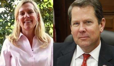 Marty Kemp 5 facts About Brian Kemp's Wife