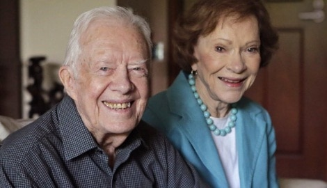 Rosalynn Carter 5 Facts About Former President Jimmy Carter's Wife