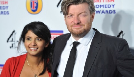 Konnie Huq 7 Facts About Black Mirror Charlie Brooker's Wife