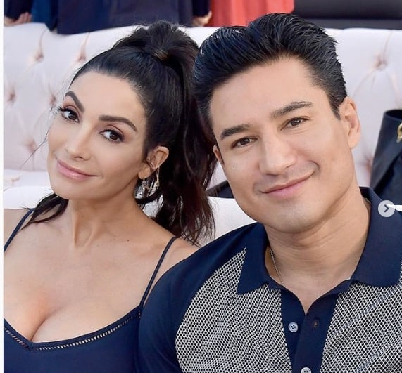 Courtney Laine Mazza 5 Facts About Mario Lopez' Wife