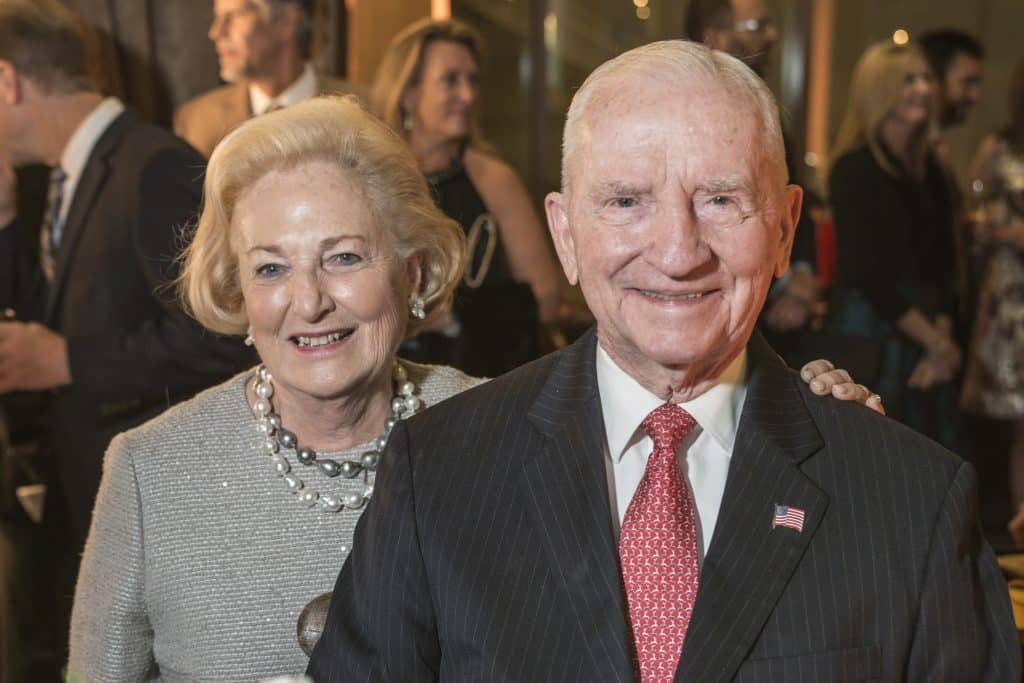 Margot Birmingham Perot 5 facts About Ross Perot's Wife