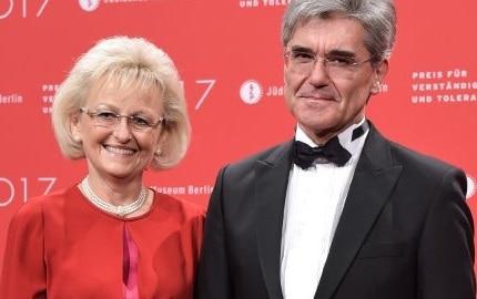 Rosemarie Kaeser 5 Facts About Siemens' CEO Joe Kaeser's Wife