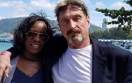 Janice McAfee 5 Facts About John McAfee's Wife