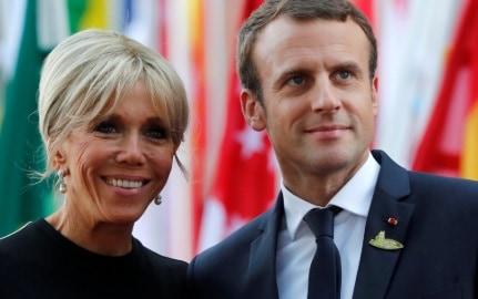 5 Facts About Emmanuel Macron's Wife Brigitte Trogneux