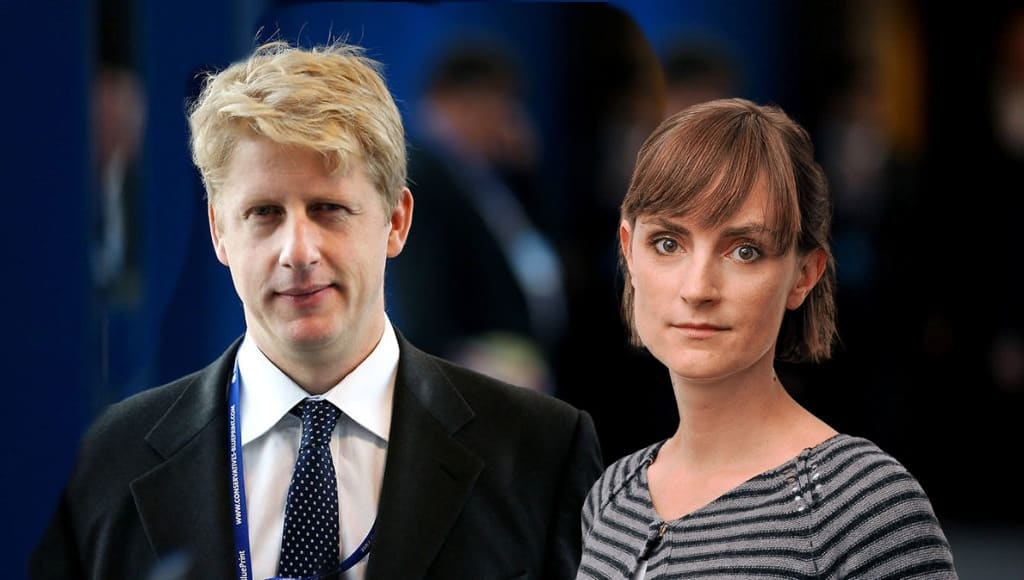 Amelia Gentleman 5 facts About Jo Johnson's Wife