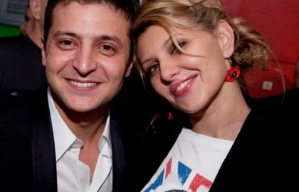 Olena Zelenska 5 Facts About Ukraine' Volodymyr Zelensky's Wife