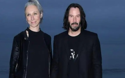 Alexandra Grant Top Facts About Keanu Reeves' Girlfriend