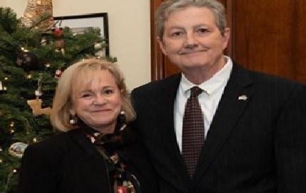 Sen. John Kennedy's Wife Rebecca Kennedy