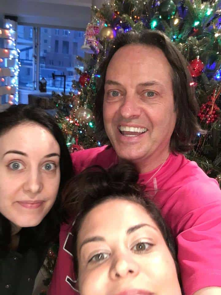 Christina & Elizabeth Legere 5 Facts About John Legere's Daughters