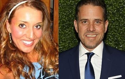 Hunter Biden's alleged baby mama Lunden Alexis Roberts