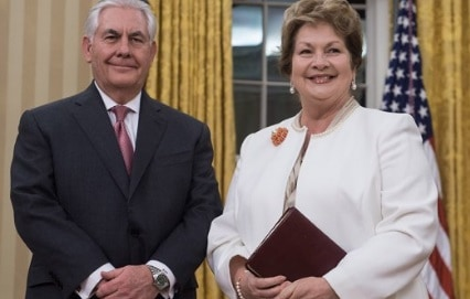 Renda St. Clair 5 Facts about Rex Tillerson's Wife
