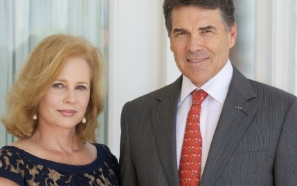 Anita Thigpen Perry 5 facts About Rick Perry's Wife