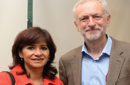 Laura Alvarez 5 Facts About Jeremy Corbyn's Wife