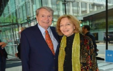 Kate Lehrer 5 facts About Jim Lehrer's Wife
