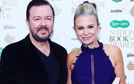 Jane Fallon 5 Facts about Ricky Gervais' Girlfriend