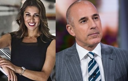 Shamin Abas Top Facts About Matt Lauer's New Girlfriend