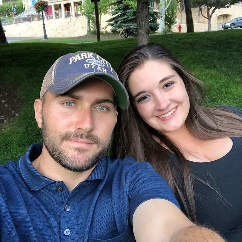 Sarah Taylor, Arizona Chris Taylor's Wife