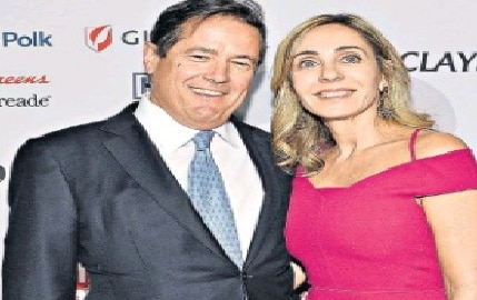 Debbie Staley 5 Facts About Jes Staley's Wife