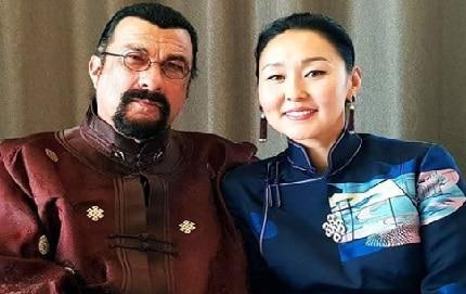 Erdenetuya Seagal, Steven Seagal's Wife Top Facts