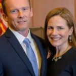 Jesse Barrett is the longtime husband of appeals court judge, Amy Coney Barrett, most recently President Trump's pick for the Supreme Court.
