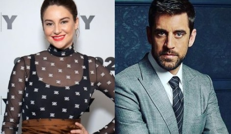 Aaron Rodgers 5 Facts About Shailene Woodley's Fiance