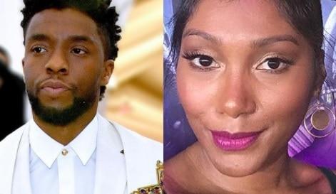 Taylor Simone Ledward 5 facts about Chadwick Boseman's wife